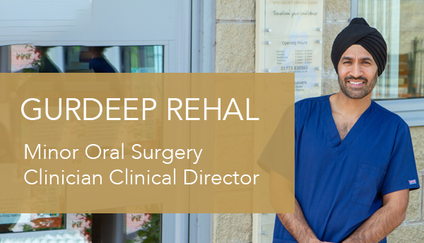 Gurdeep Rehal - Refine Specialist Dental Care